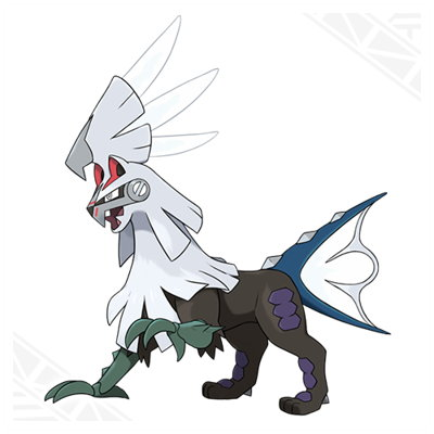 Pokemon Sun and Moon Silvally