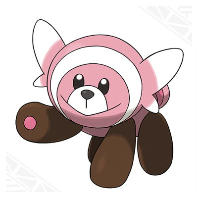 Pokemon Sun and Moon Stufful