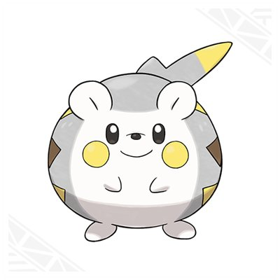Pokemon Sun and Moon Togedemaru