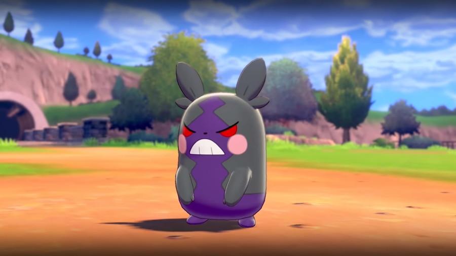 Pokemon Sword Shield Morpeko