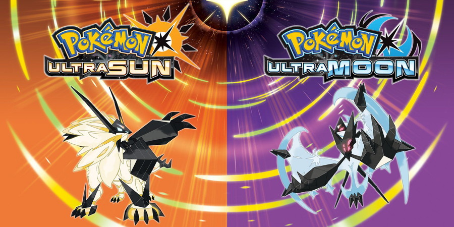 Pokemon Ultra Sun and Ultra Moon Are Now Available Worldwide