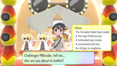 Let's Go Pikachu Eevee Screenshot