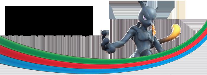 Pokken Tournament Shadow Mewtwo
