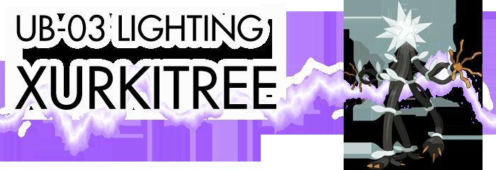 UB03 Lighting Xurkitree